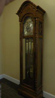 7'Grandfather clock