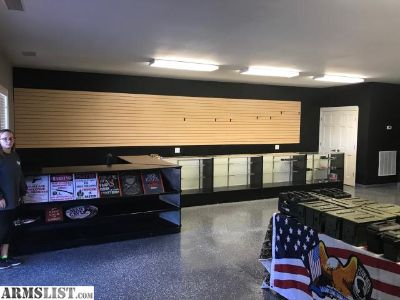 For Sale: Crazyfast Firearms LLC Opening 01/06/18