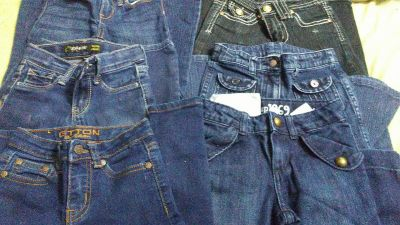 Girls 4t s jeans