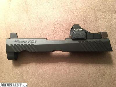 For Sale: P320 Compact Slide w/ Vortex Viper