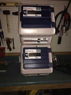 Bergon stack n stor 65 storage containers