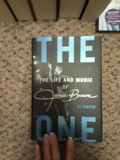 The life and music of James Brown Book