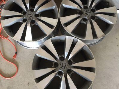 OED 2008 Honda Rims 225/50R17