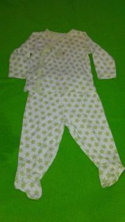 2pc Sleep outfit 6mons