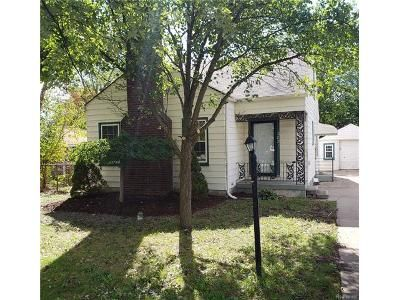 2 Bed 1 Bath Foreclosure Property in Waterford, MI 48328 - Edgefield Dr