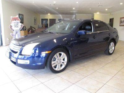 2007 Ford Fusion V6 SEL (Dark Blue Pearl Metallic)
