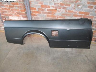 NOS Rabbit Truck Cabby Right Quarter Panel