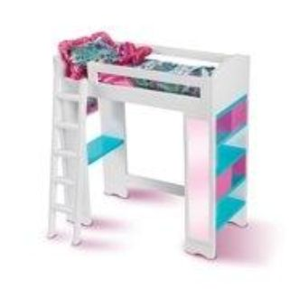 My Life As 18 Inch Doll Loft Bed