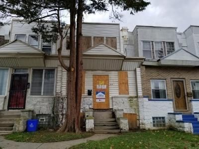 3 Bed 1 Bath Foreclosure Property in Philadelphia, PA 19143 - Florence Ave