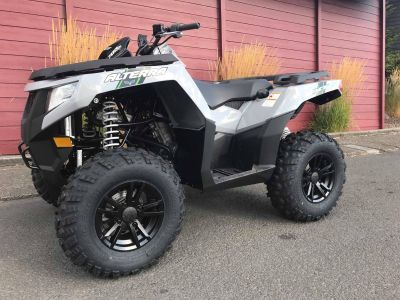 2018 Textron Off Road Alterra 700 XT EPS Sport-Utility ATVs Tualatin, OR