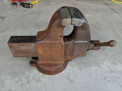 Columbian 204 1/2 Vise Parts