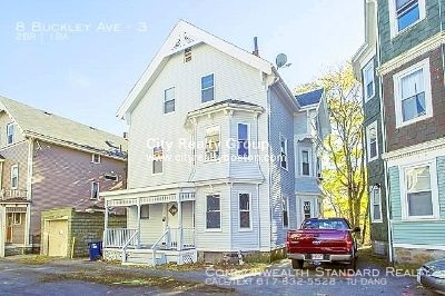 AVAILABLE 9/1!! - 3BED/1BATH IN JAMAICA PLAIN -PET FRIENDLY!!!
