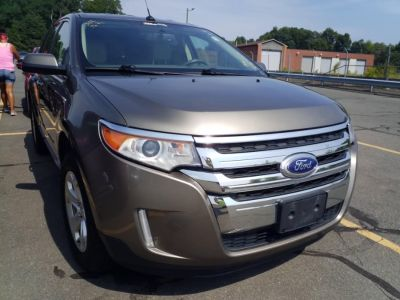 2014 Ford Edge SEL (Gray)