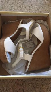 Cathy jean size 10 wedges