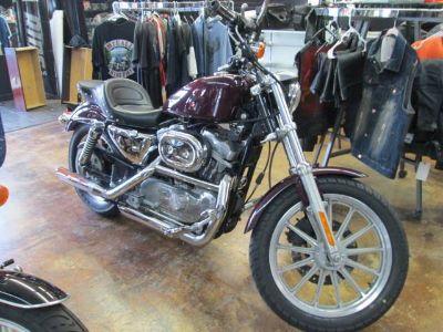 2002 Harley-Davidson XLH Sportster 883 Street / Supermoto Motorcycles Arlington, TX