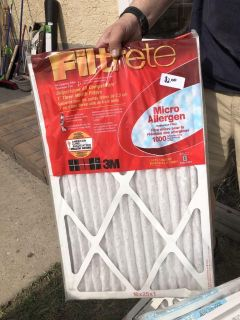 Micro Furnace Filter (NEW)