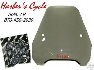 Find Yamaha Virago XV500 XV535 XV 500 535 SSF Windshield motorcycle in Viola, Arkansas, United States, for US $63.89
