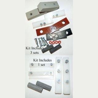 1963-67 Complete Bus Sunroof SoftParts Rebuild Kit