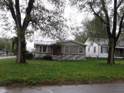 3 Bed 1 Bath Preforeclosure Property in Springfield, MO 65803 - N Weller Ave