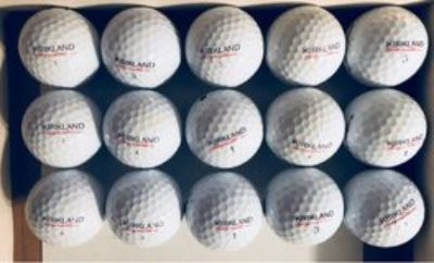 15 Kirkland used golf balls near mint condition