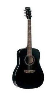 $299 OBO Black acoustic guitar