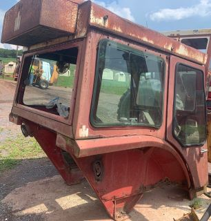 International 66 series tractor cab