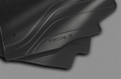 Buy Genuine Mazda 5 All Weather Floor Mats 2012-2013 OE OEM motorcycle in Bloomington, Indiana, US, for US $50.00