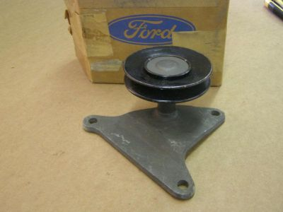 Buy NOS OEM Ford 1970 Mustang Cougar Toino Galaxie Idler Pulley 302 351ci motorcycle in Evansville, Indiana, US, for US $109.00