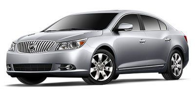 2012 Buick LaCrosse Premium 1 (Summit White)