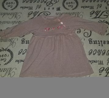 Carters 9 month dress