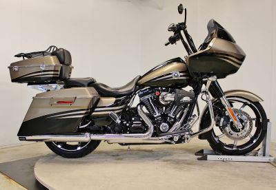 2013 Harley-Davidson CVO Road Glide Custom Touring Motorcycles Pittsfield, MA