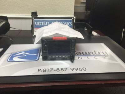 Sell GPS500 TAWS 011-00863-00 Garmin GPS Receiver 08/15 8130 90 Day Warranty motorcycle in Fort Worth, Texas, United States, for US $9,500.00