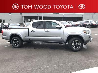 2017 Toyota Tacoma TRD Sport (Silver Sky Metallic)