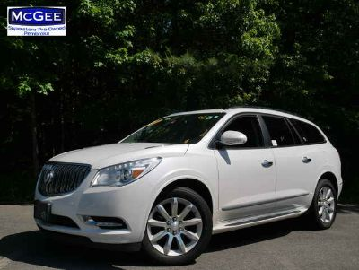 Used 2016 Buick Enclave AWD 4dr