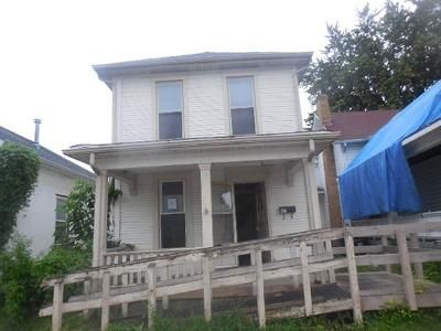 3 Bed 1 Bath Foreclosure Property in Piqua, OH 45356 - S Downing St