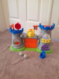 Little People Castle Fisher Price