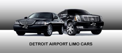 Metro Airport Transportation - Detroit Airport Limo Cars