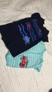 3 month rompers