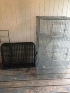 cage for sale or trade