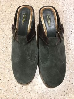 NEW COLE HAAN SUEDE LEATHER