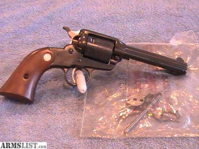 For Sale: Lower price, 450. Ruger Super Bear Cat, Steel Frame From 1973, Just Rebuilt By Ruger, Has All The Old Parts