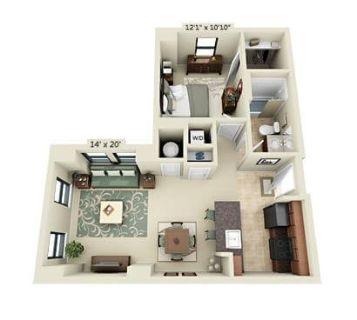 $6630 1 apartment in Dupont Circle