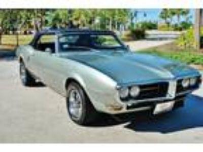 1968 Pontiac Firebird Convertible 350 V8 Pristine