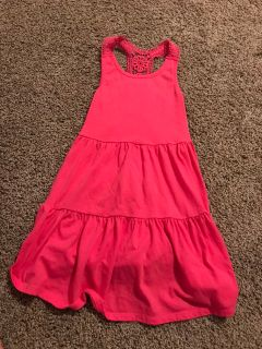 4t dress lace back Old Navy EEUC