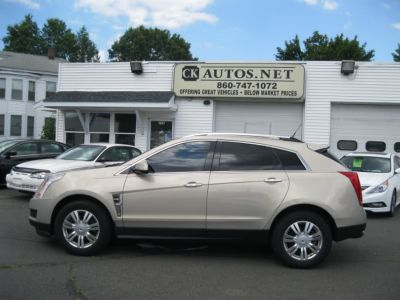 2011 Cadillac SRX Luxury Collection (Gold Mist Metallic)
