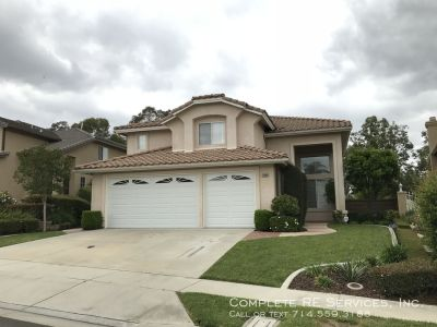 Beautiful 4 Bedroom Single Family Home with Spa for Lease in Chino Hills