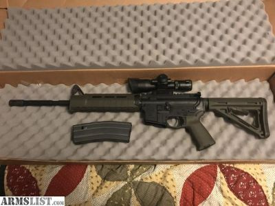 For Sale: palmetto ar-15