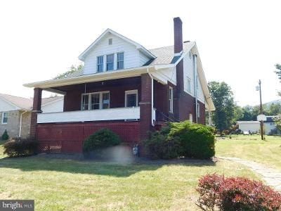 3 Bed 2 Bath Foreclosure Property in Ellerslie, MD 21529 - Temple St