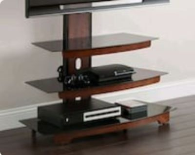 Whalen tv stand with mount