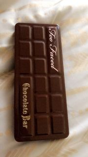 Too faced chocolate bar eyeshadow palette.